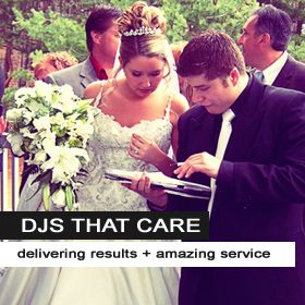 Personable + Professional DJs